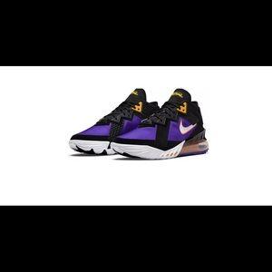 Nike Lebron XVIII Low EP ACG Terra 'Lakers'